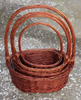 Bread Wicker Basket with Handle