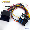 Motorcycle Wiring Harness electronic Cable Assembly for Motor Molex connector