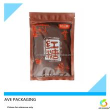 plastic packaging bag for household