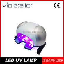 LED Nail Lamp special shaping and use purple light