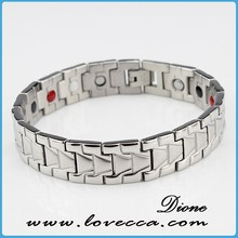 wholesale engrave logo bio energy bracelet in 2015 top sale product