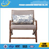 2015 Hot sale outdoor furniture leisure bench woodengarden chair A031