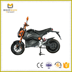 High Performace Hot Sale Cheap Electric Motorcycle with Lead Acid Battery