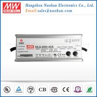 Mean well 60W led driver 700ma/700mA LED Power Supply 60W/dimming led driver 60w/60w led driver with PFC function