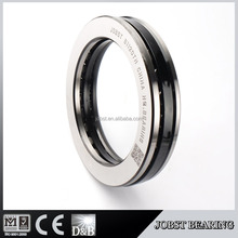 Chinese manufacturer cylindrical roller thrust bearings 81120TN brass cage with low price