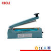 Manual electric plastic bag sealer