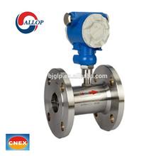Control de flujo de agua medidor