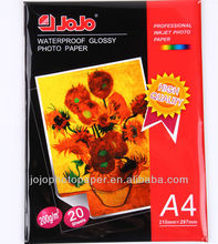 JOJO Premium Photo Paper 200g A4 Inkjet Photo Paper