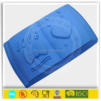 Letter Shape Sugar Fondant Mould Silicone Bakeware Set