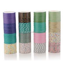 Manufacture Attractive japanese washi material masking tape,lovely paper tape wholesale