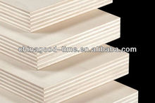 commercial okume/bintangor/other faced plywood combi core
