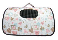 Portable dogs&cats oxford pet bags