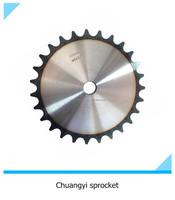 European standard 60A industrial plate chain wheel sprocket