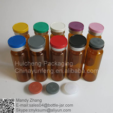Wholesale 15ML amber glass injection vial for penicillin