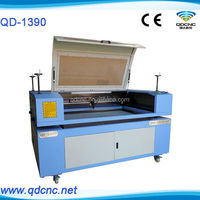 laser engraving stone with separable QD-1390 black marble engraving machine / stone processing
