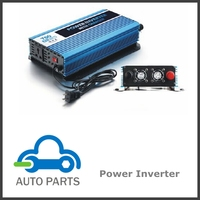 Power inverter with battery charger with 1400w peak power