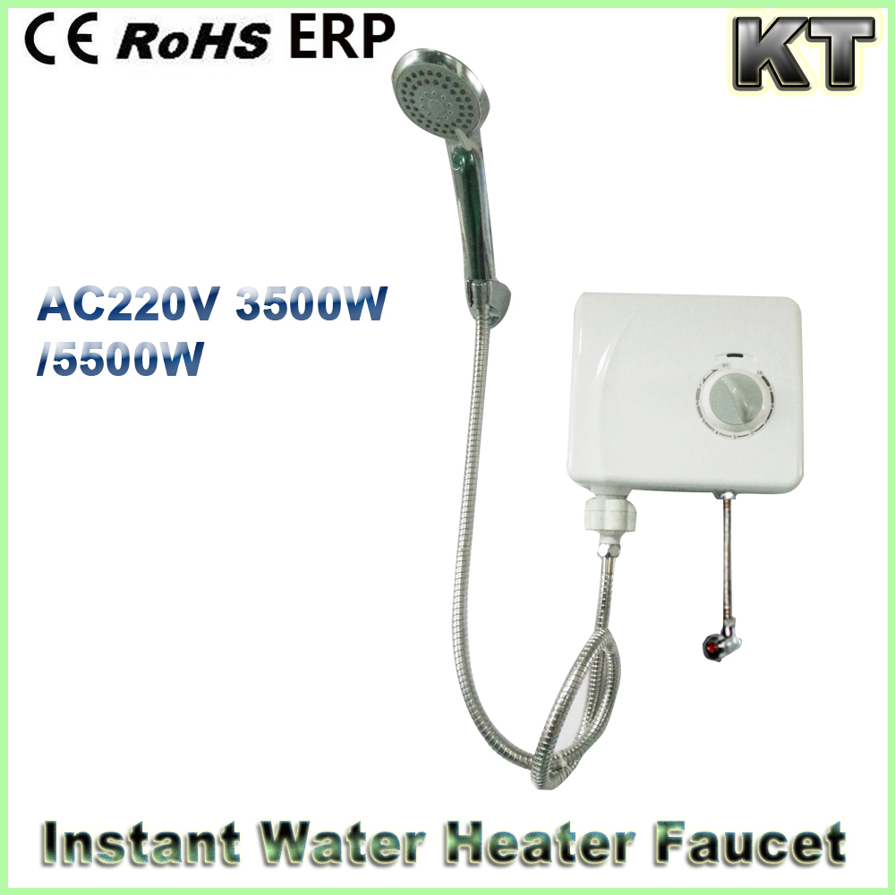ELectric instant water heater shower