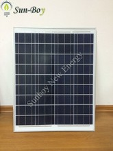 12V 60W Polycrystalline Solar Panel