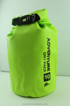 10 L High Quality PVC custom logo dry bag/dry bag waterproof/dry bag with shoulder straps