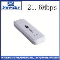 2014 newest usb 21.6Mbps hspa+ usb dongle case