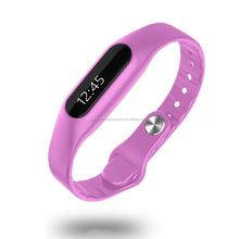 New Arrival 2015 E06 Touch Screen Bluetooth Smart Bracelet Watch, Sport Health Sleep Monitoring Smart Wrist Watches