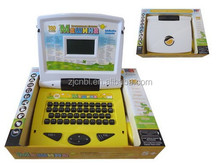 educational kids' Russian learning toy laptop computer with mouse