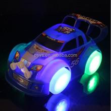 LED lighted flash animal toy with customized shape