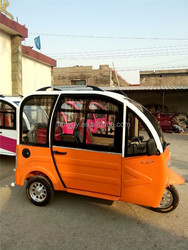 Smart electric tricycle for adults