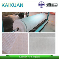 Stitchbond nonwoven fabric polyester roofing fabric, stitch-bonded non woven fabric