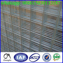 Many types top style 2x2 galvanized welded wire mesh for fence panel