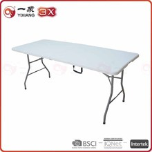 6 ft folding table,strong loading capacity,outdoor use YIXIANG YX- Z182-3X