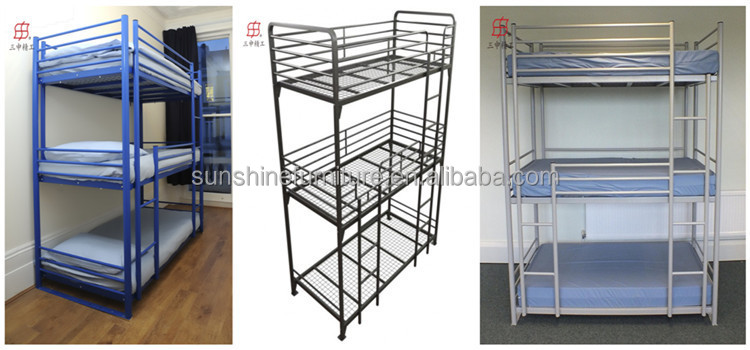 Steel double deck bed philippines images for Double deck bed for sale