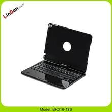 keyboard for ipad air 2,NOT mechanical keyboard BUT top quality wireless bluetooth keyboard for apple ipad6 with rotating cover
