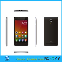 5.0 inch SC6825C256MB RAM 2G ROM android 2G GSM smart mobile phone