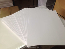 High quality RC glossy matte silky satin woven matal Photo Paper