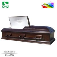 Twist lin Darkbrown Jewish casket