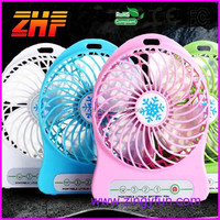 China supplier luminous fan blade,mini usb fan