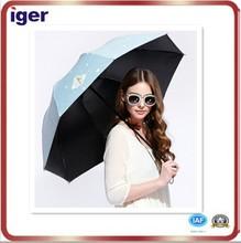 female colour changing custom pattern umbrella