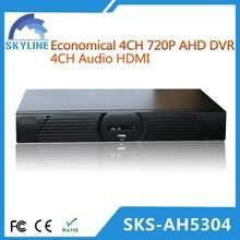720p 4ch P2P H.264 HD AHD DVR SKS-AH5304
