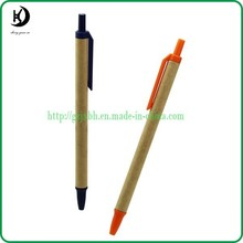 PL-06 promotional Recycled paper pen Novelty Promotional Eco friendly paper Pen with logo