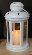 hot selling plastic hurricane lantern