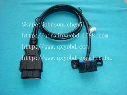 high quality OBD cable,J1962 standards