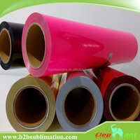 Film Material Type and High Temperature vinyl rolls Pvc vinyl heat transfer