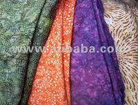Batik Fabric 100% Cotton combed