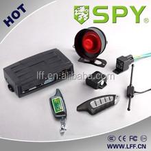 Two way LCD Car alarm system SPY