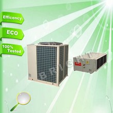 Split Type Ducted Air conditioner with cooling and heating function