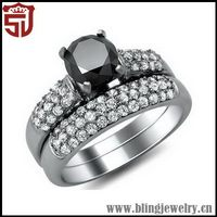 High Quality Graceful Nepal Silver Rings Jewelry
