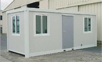 Canam- steel frame mobile prefabricate container house