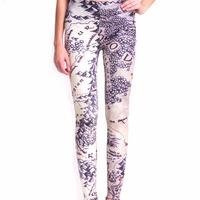Full Sublimation Legging Range/Custom Digital Fitness Legging and Yoga Pant/Spandex/Polyester Women Sports Leggings