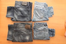 Mix lot Branded Jeans Ladies and Mens